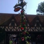 England Signpost