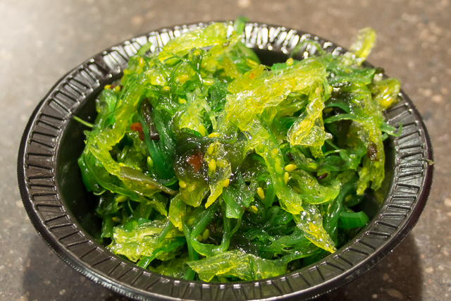 Marco Polo's Marketplace Seaweed Salad