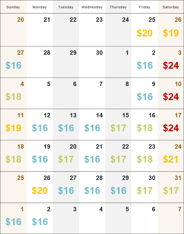 ct2016dynamicdateprices