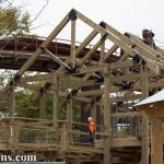 InvadR Station Front Construction