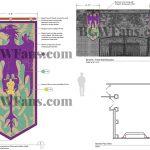 Leaked Battle For Eire Preshow 1 Dragon Banner Design Document