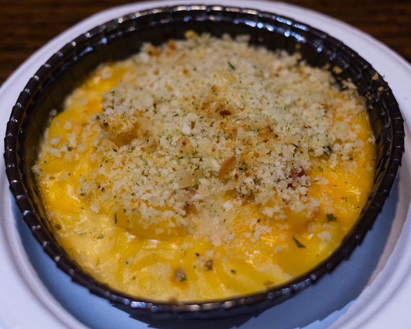Busch Gardens Williamsburg Food and Wine Festival 2019 Hawaiian Mac & Cheese