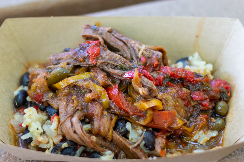 Busch Gardens Williamsburg Food and Wine Festival 2019 Ropa Vieja