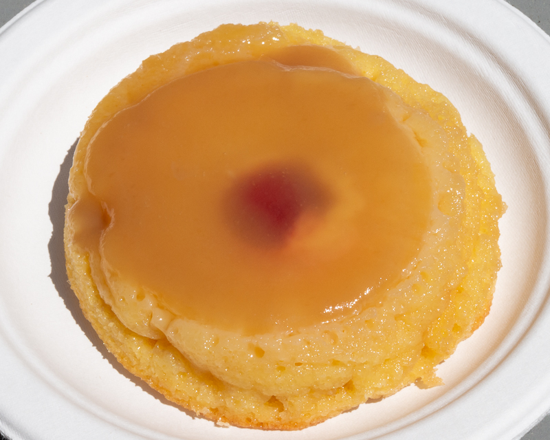Busch Gardens Williamsburg Food and Wine Festival 2019 Pineapple Rum Upside-Down Cake